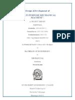 Referance Report