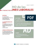 Revista Derecho Relaciones Laborales n1