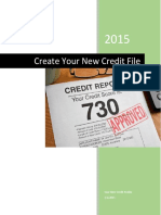 CreatingABrandNewCreditFile WIZCREDITGURU