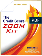 The Credit Score Zoom Kit 2015 PDF eBooks