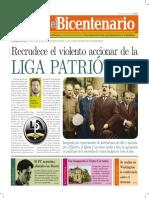 DIARIO DEL BICENTENARIO 1921