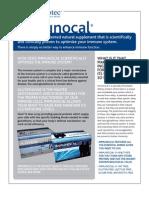 Product Sheet Immunocal US