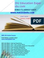 MAT 222 EDU Education Expert-mat222edu.com