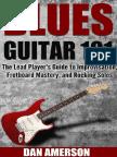 Blues Guitar 101 - Dan Amerson.pdf