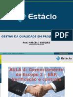 Gestão Da Qualidade Em Projetos - Aula_04