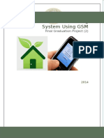 green house monitoring using gsm
