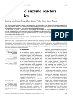 Immobilized Enzyme Reactors in Proteomics 2011 TrAC Trends in Analytical Chemistry