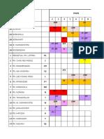 Timetable Dharma 2015