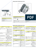 Manual Basico IP Phone 7911 (SENA)