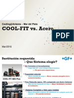 +GF+ COOLFIR VS. ACERO 2016