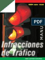 Manual Infracciones de Tráfico