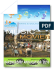 Movie in the Park - Quispamsis - 2016