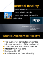 Augmented Reality PPT