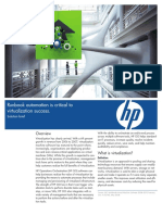 HP Datacenter Automation