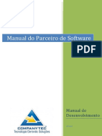 DT432 - Manual Do Parceiro de Software