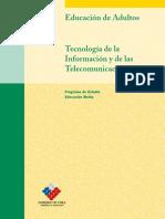 Tecnología de La Información y de Las Telecomunicaciones