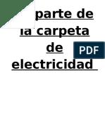 El Contactor electricidad