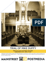 Mainstreet - Trial of Mike Duffy