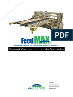 FeedMAX P13255 - Manual Requirements Addendum P13255