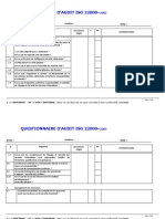 Checklist Audit ISO22000_2005