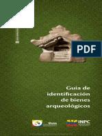 Guia Bienes de Arqueologia