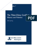 Tibet vs. China