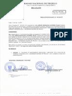 FV-085-001 Resolución y Programa de Mantenimiento, Renovación y Ampliación de La Facultad