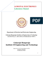 Ade Lab Manual