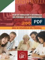 578 III Plan de Formacion y Desarrollo 2009 2012