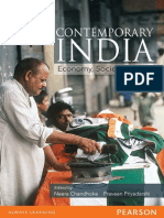 Contemporary India Economy, Society, Politics - Neera Chandhoke, Praveen Priyadarshi