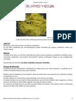 Aramidas (Nomex y Kevlar)