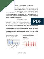 Estadísticas Del Plástico 2014
