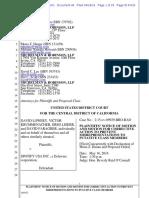 Lowery v. Spotify - notice of motion.pdf