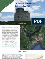 Forts & Fortification, Saint John, NB