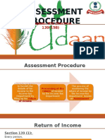 Assessment Procedure