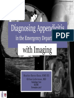 Imaging Appendicitis