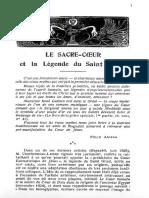 Guénon René - Le Sacré-Coeur Et La Légende Du Saint-Graal