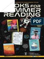Random House 2016 Summer Reading Catalog