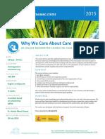 Careecon Flyer