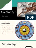tissue paper tigers 1st
