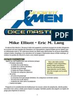 Dice Masters X Men Reglas ES (1)