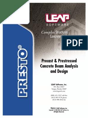 Presto User manual | Software | Microsoft