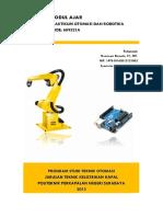 Modul Otomasi Robotika