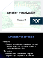 Introducción a la Motivación- Emoci