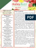 2016 05 Newsletter