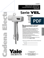 Manual Grua Viajera Yale