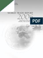 World Trade Report06 e