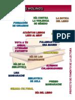 Proyecto Mandarache. Fomento De La Lectura Biblioteca IES Los Molinos