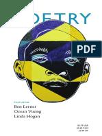 Poetry Magazine Issue Free