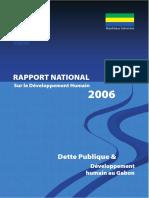 Gabon Rnhd 2006 Fr